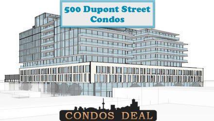500 Dupont Street Condos