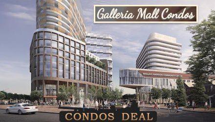 Galleria Mall Condos