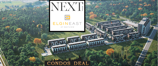 NEXT Phase - Elgin East Condos & Towns