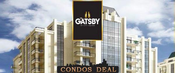 The Gatsby Condos at City Square