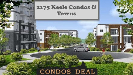 2175 Keele Condos & Towns