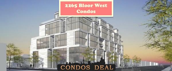 2265 Bloor West Condos