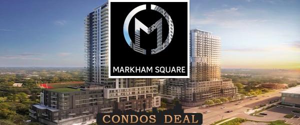 Markham Square Condos www.CondosDeal.com