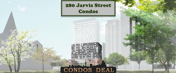 280 Jarvis Street Condos