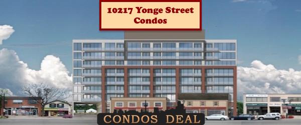 10217 Yonge Street Condos