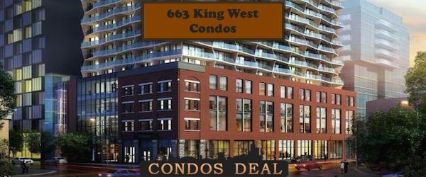 663 King West Condos