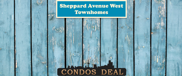 Sheppard Avenue West Townhomes
