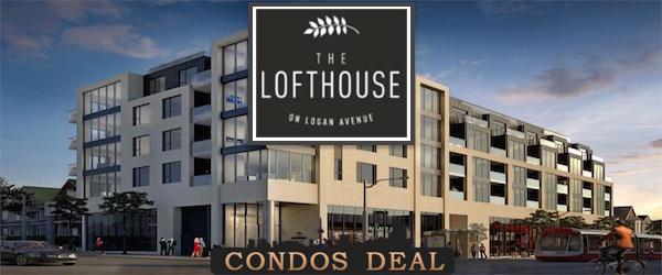 The Lofthouse Condos www.CondosDeal.com