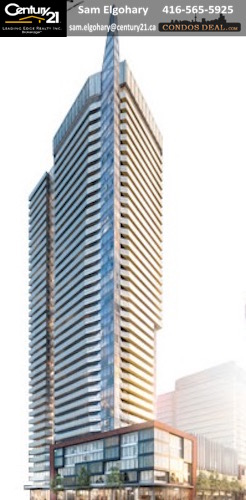 The Wesley Tower www.CondosDeal.com Rendering