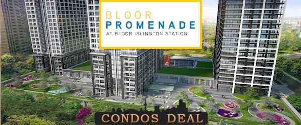Bloor Promenade Condos www.CondosDeal.com