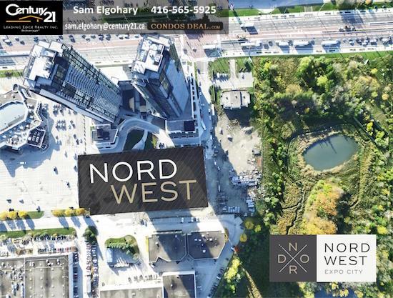 Nord West Condos www.CondosDeal.com Map 2