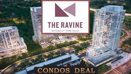 The Ravine Condos 2 www.CondosDeal.com