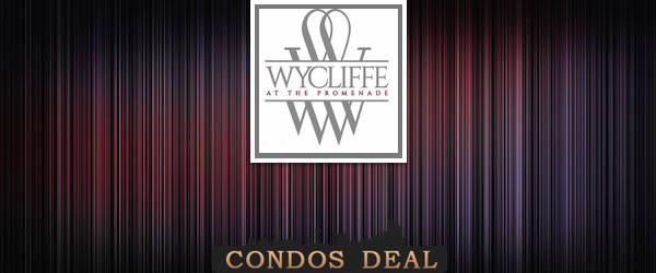Wycliffe at the Promenade Towns www.CondosDeal.com