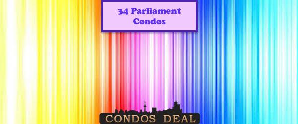34 Parliament St Condos www.CondosDeal.com