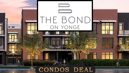 The Bond On Yonge Towns