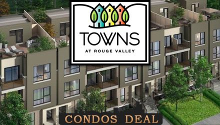 Towns At Rouge Valley www.CondosDeal.com