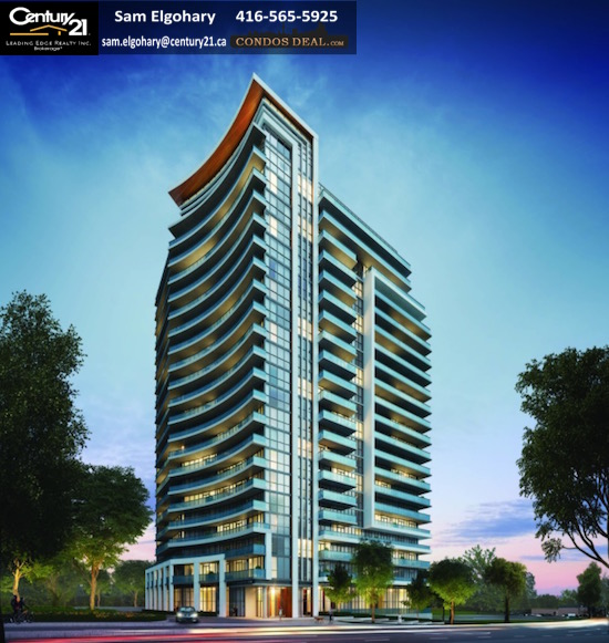 7 On The Park Condos Rendering 3