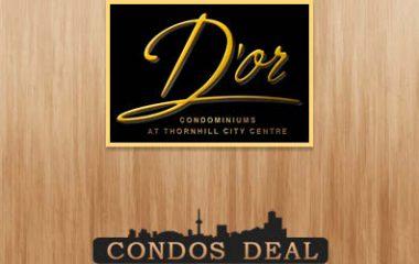 D'or Condos www.CondosDeal.com