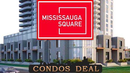 Mississauga Square Condos www.CondosDeal.com
