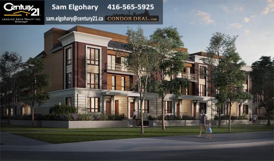 4005 Hickory Drive Condos & Towns Rendering 2