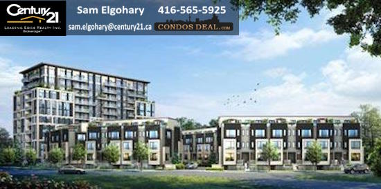 Northside Condos & Towns Rendering