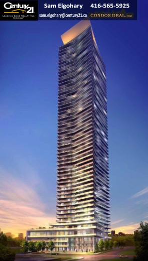 Water's Edge at The Cove Rendering 2