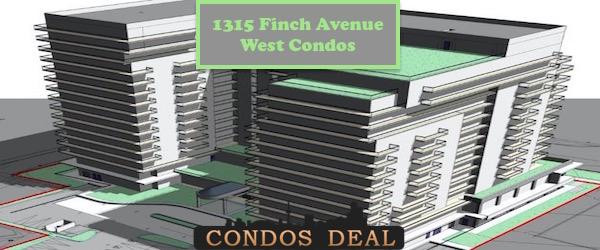 1315 Finch Avenue West Condos