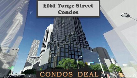 2161 Yonge Street Condos