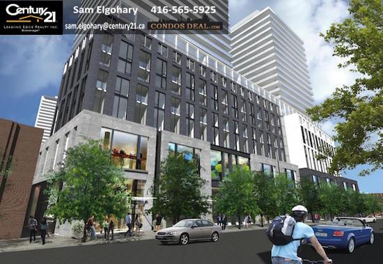 2440 Yonge Street Condos Rendering