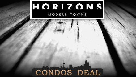 Horizons Modern Towns