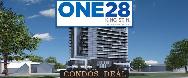 ONE28 King Steet North Condos