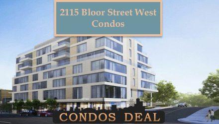 2115 Bloor Street West Condos