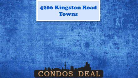4206 Kingston Road Towns