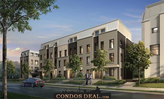 Bartley Towns Rendering 2