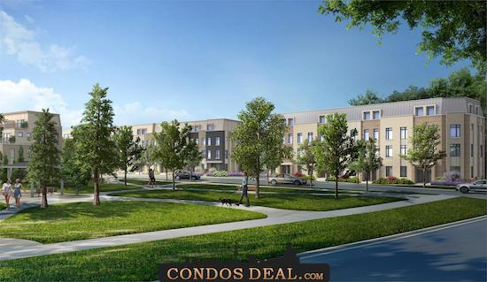 Bartley Towns Rendering