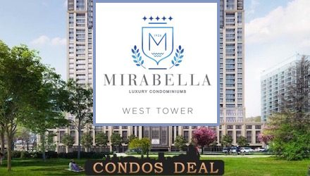 Mirabella Luxury Condos - West Tower