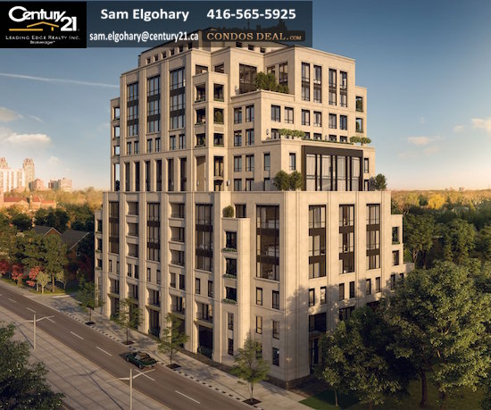 One Forest Hill Condos Rendering 3