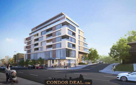 The Howard High Park Condos Rendering 2