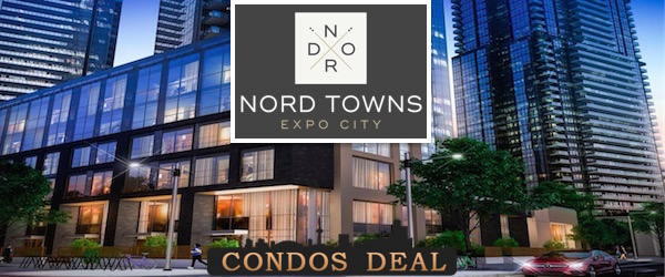 Nord Towns at Expo City