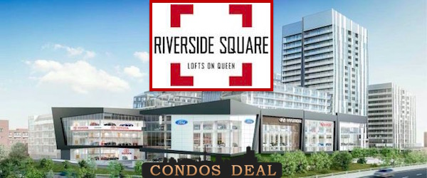 Riverside Square Condos Phase 5