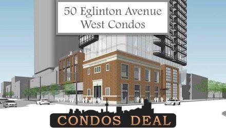 50 Eglinton Avenue West Condos