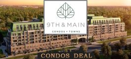 9th & Main Condos + Towns