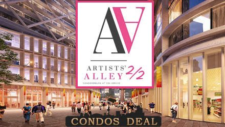 Artists Alley Condos PHASE 2