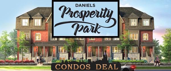 Daniels Prosperity Park Towns