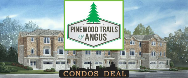 Pinewood Trails Of Angus Towns