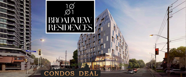 1001 Broadview Residences