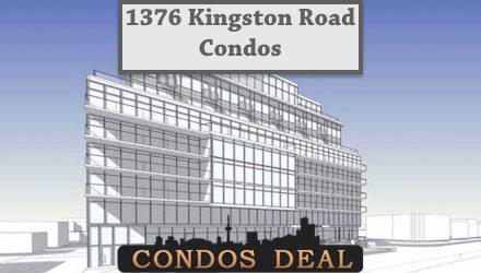 1376 Kingston Road Condos