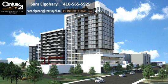 2370 Finch Avenue West Condos Rendering 3