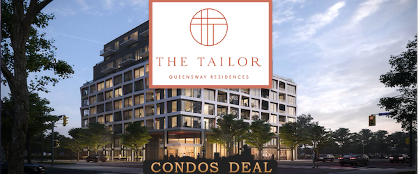 The Tailor Queensway Residences