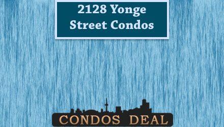 2128 Yonge Street Condos